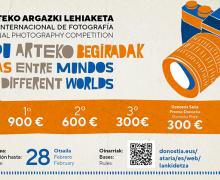 Concurso Internacional de Fotografía: Miradas Entre Mundos