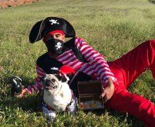 """""""Pirata Desinquieta"""" se lleva el primer premio en el CanNaval de Teguise"""