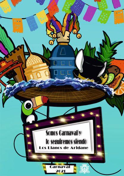 Carnaval online 2021: Somos Carnaval y lo seguiremos siendo en los Llanos de Aridane