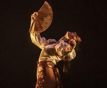 La bailaora grancanaria María Juncal presenta su espectáculo 'La vida es un romance'