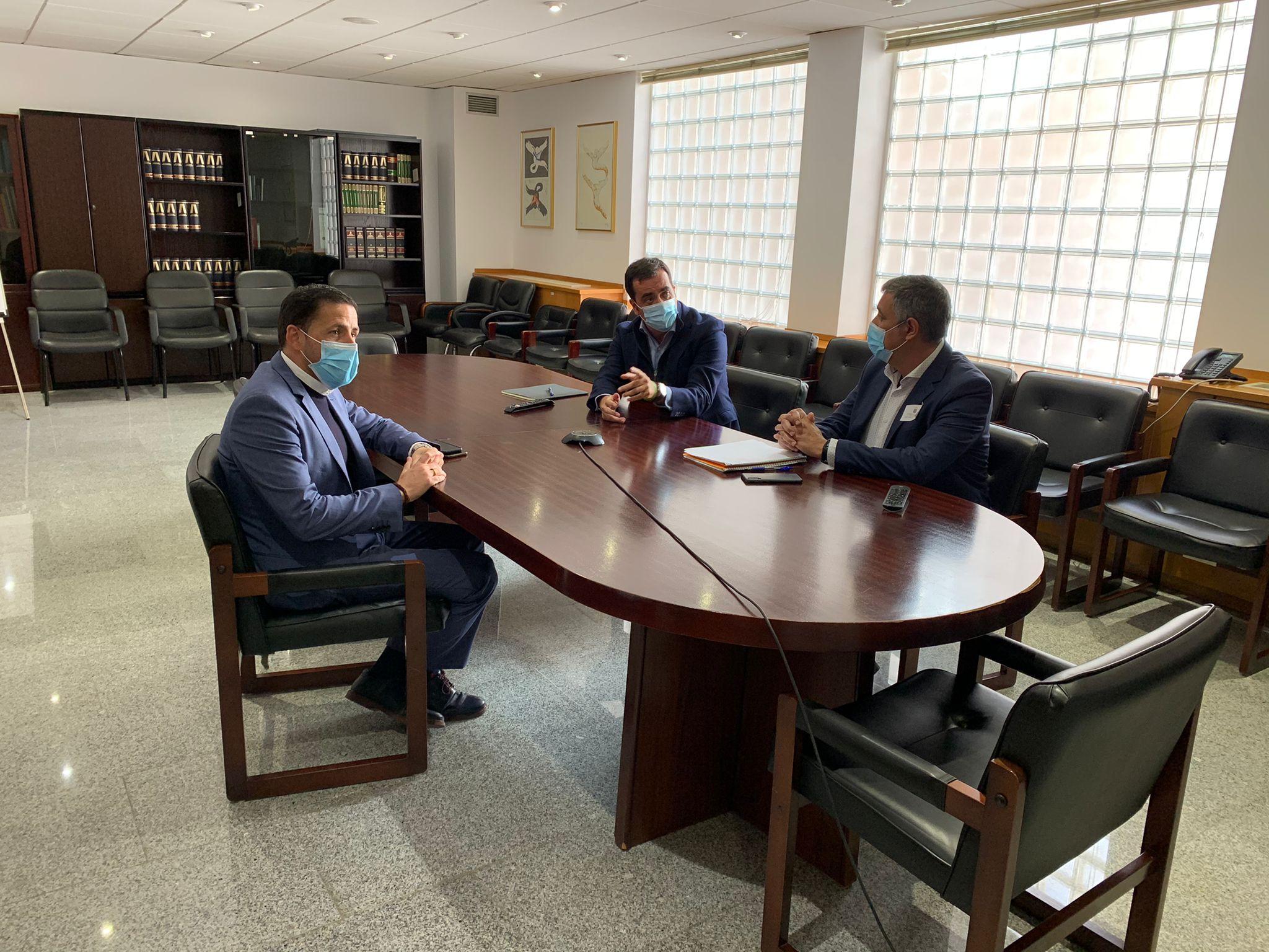 Comercio acometerá la reforma y mejora del mercadillo municipal de Jinámar con una subvención de 350.000 euros