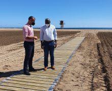 San Bartolomé apuesta por mejorar la accesibilidad de la Avenida de Playa Honda