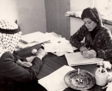 Lea Tsemel, la abogada judía que defiende a prisioneros palestinos, esta semana en el Documental del Mes
