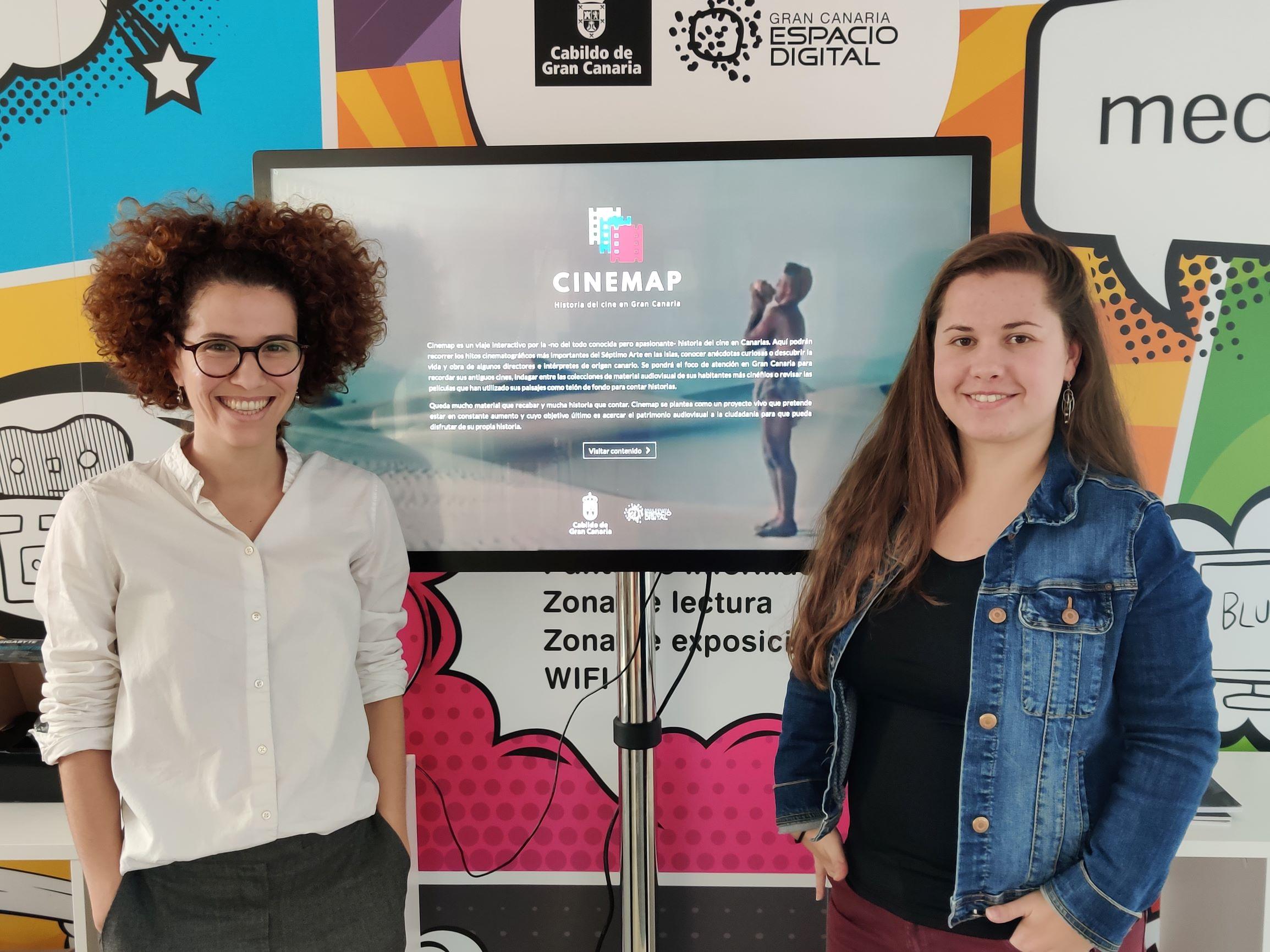 Online. La plataforma 'Cinemap Gran Canaria' renueva sus contenidos históricos prolongando hasta 2010 su marco temporal