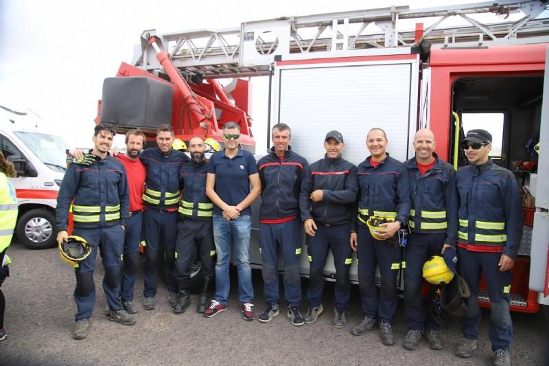 El Consorcio de Seguridad y Emergencias convoca 5 nuevas plazas de bombero conductor