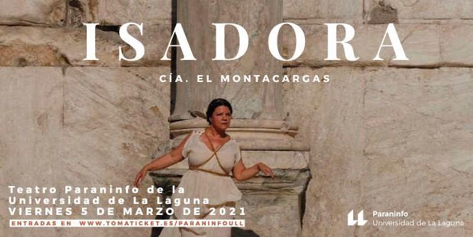 Espectáculo: «Isadora»