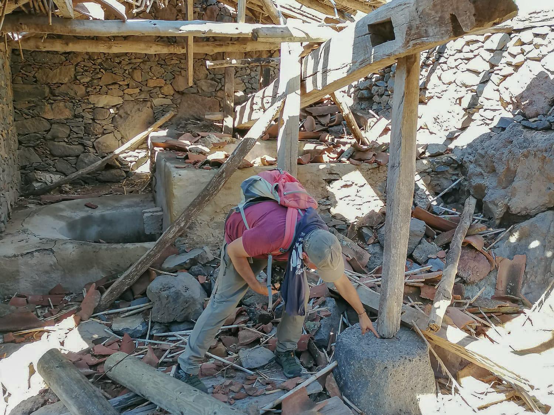 El Gobierno de Canarias inicia los trabajos del catálogo insular de La Gomera