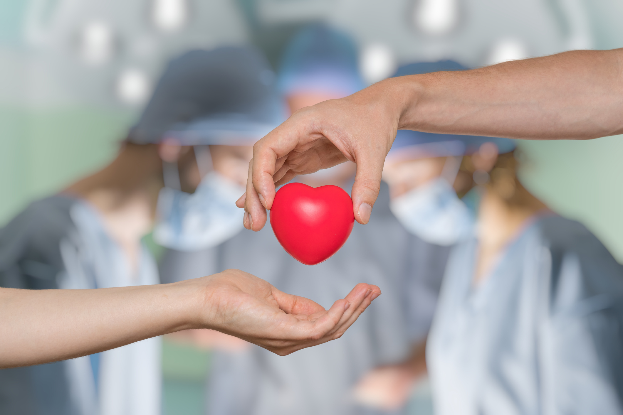 Canarias superó en quince puntos la media nacional de trasplantes, pese a la pandemia