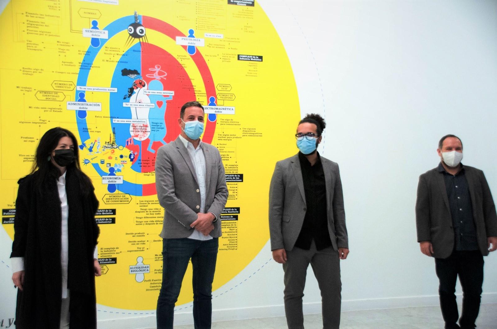 'Amable desarme del yo': artistas nacionales e internacionales en diálogo sobre la revisión de los afectos