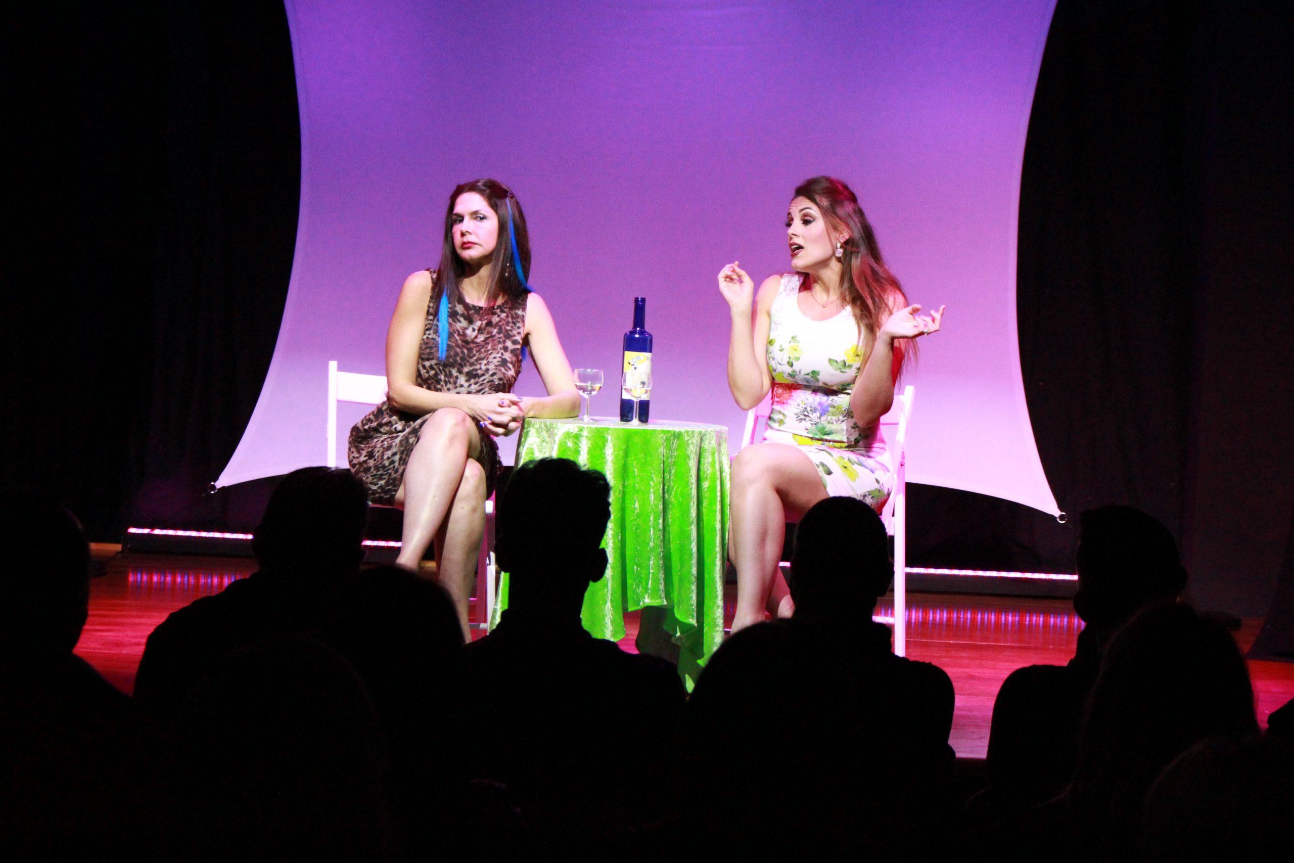 L`incanto Espacio Cultural, en Santa Cruz, cumple dos años de actuaciones teatrales, musicales, magia y talleres