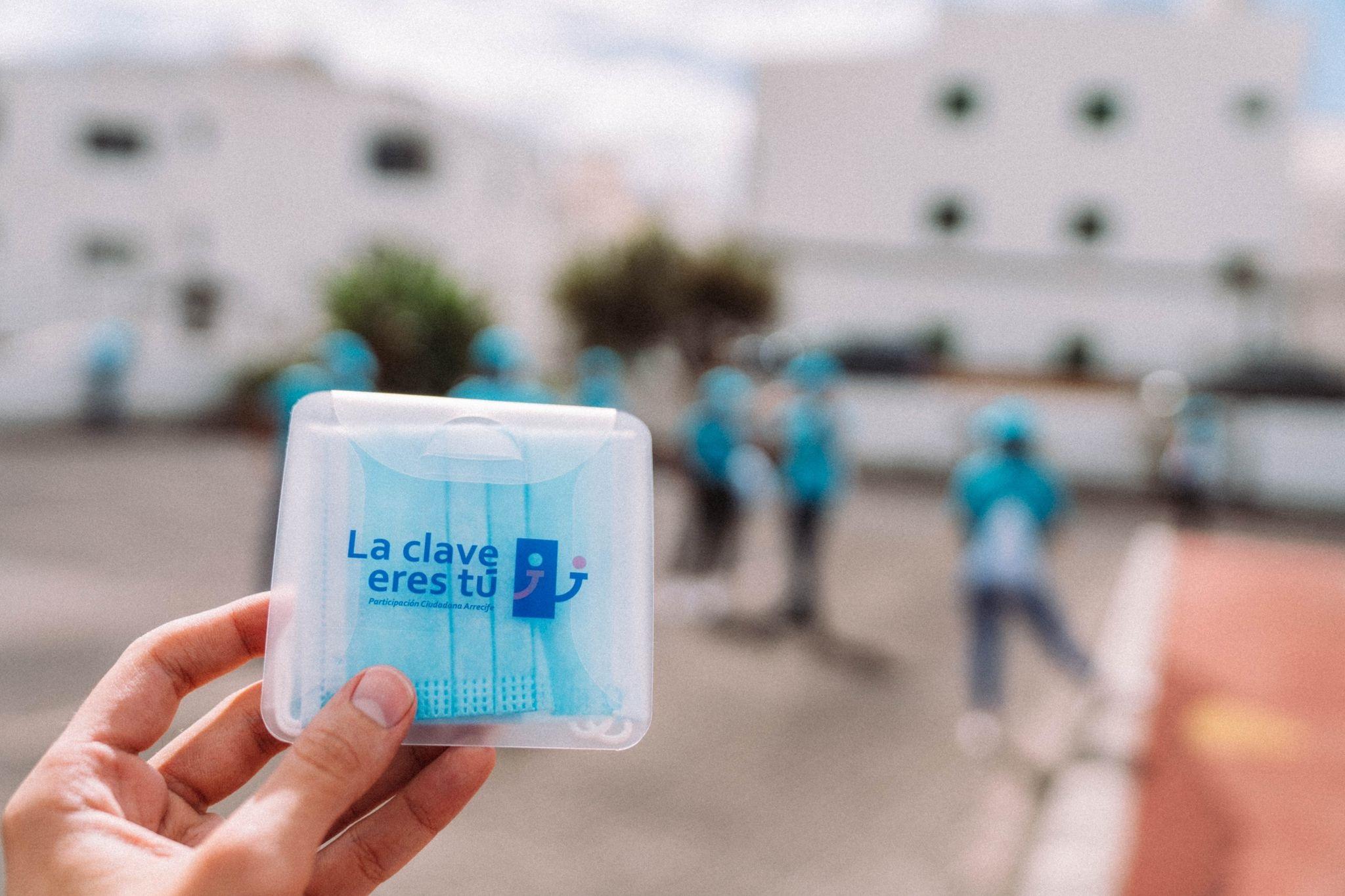Arrecife despliega en los barrios un equipo de 10 informadores para apoyar la concienciación ciudadana