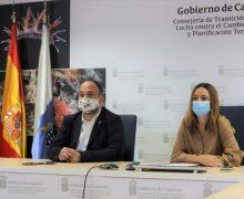 El Gobierno de Canarias expone al Cabildo de Lanzarote las estrategias del Plan de Transición Energética