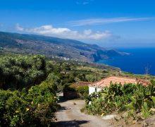 Turismo de Canarias invierte 1,7 millones de euros en obras de infraestructura y mejora en la isla de La Palma
