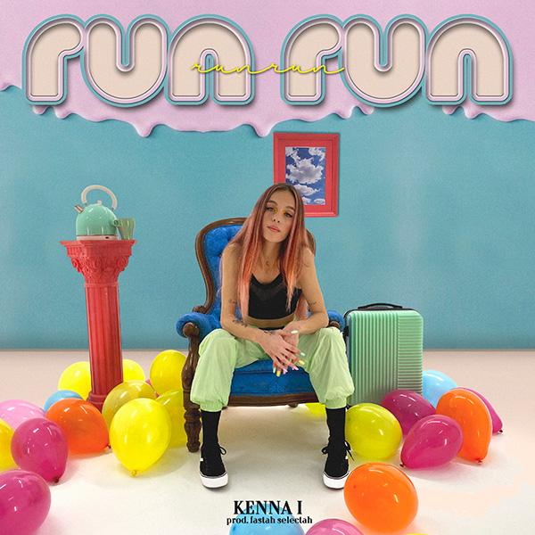 """La artista vasca, Kenna I, presenta el Vídeo-Single """"Run Run"""""""