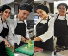 Cuatro alumnos de Hecansa, seleccionados para el Premio Promesas de la Alta Cocina de Le Cordon Bleu Madrid