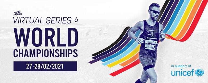 Más de 350 corredores de 23 países ya han retirado su dorsal virtual para participar en la Club La Santa Virtual Series 6