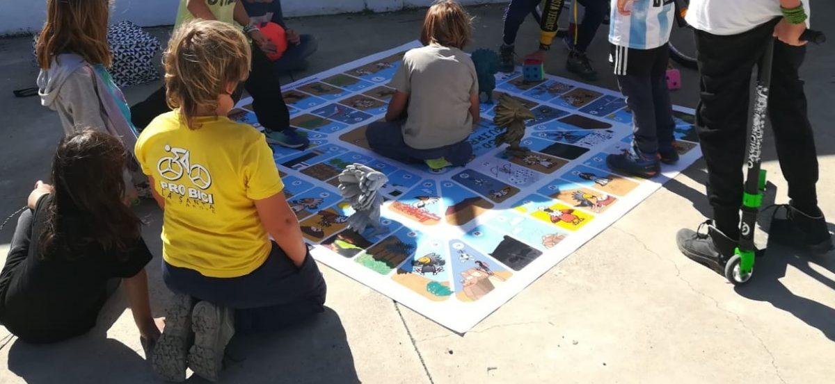 Transición Ecológica y GESPLAN promueven la protección del guirre entre escolares de Lanzarote y Fuerteventura