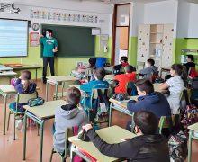 Transición Ecológica y Canarias Libre de Plásticos forman en medio ambiente y residuos a más de mil alumnos