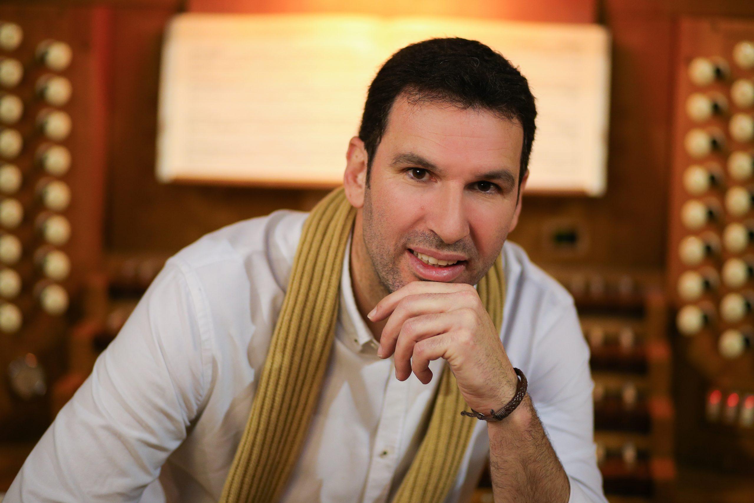 El organista internacional Arturo Barba ofrece un concierto en la iglesia de la Concepción en La Orotava