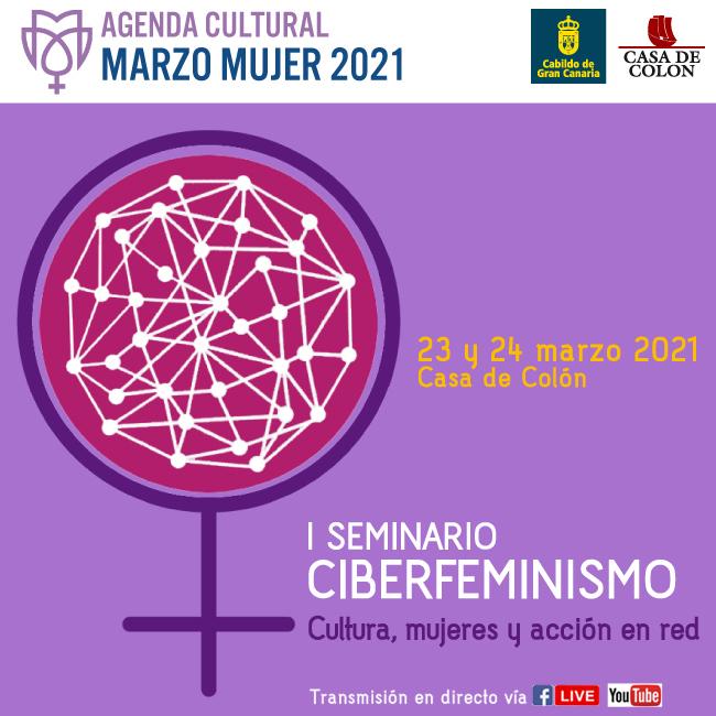 El sesgo de la tecnología, el emprendimiento tecnológico y la igualdad en museos, a debate en el primer seminario sobre ciberfeminismo