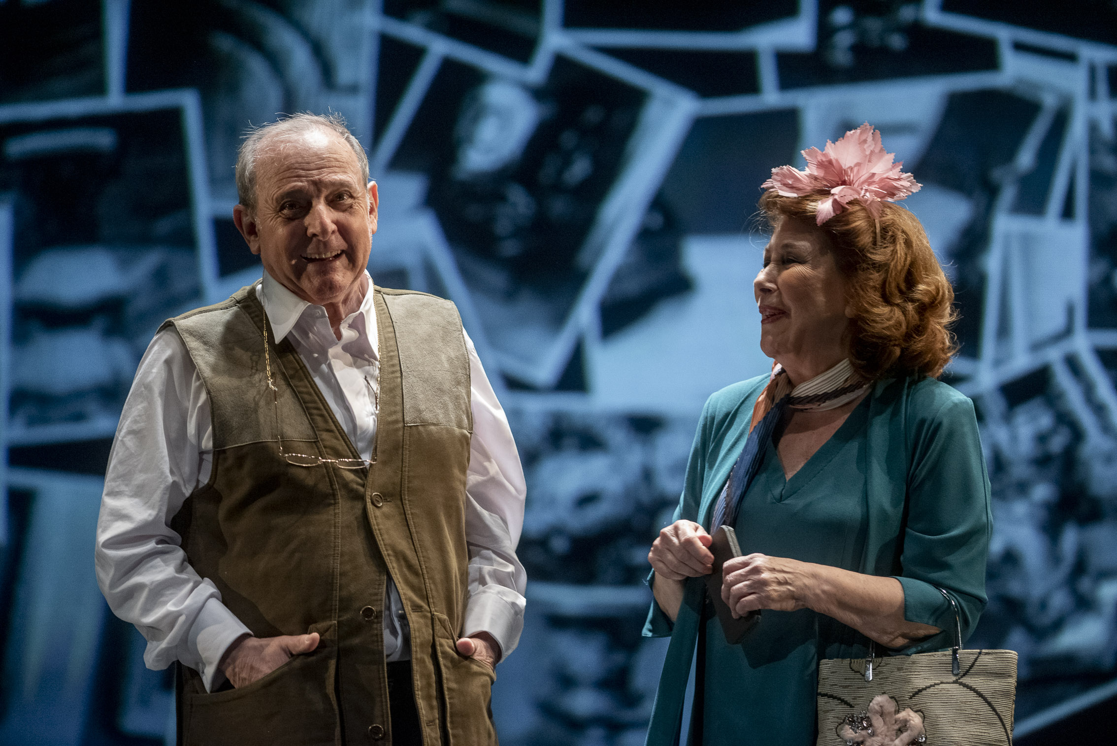 El Teatro Pérez Galdós estrena 'Galdós enamorado' con María José Goyanes y Emilio Gutiérrez Caba el próximo 25 de marzo