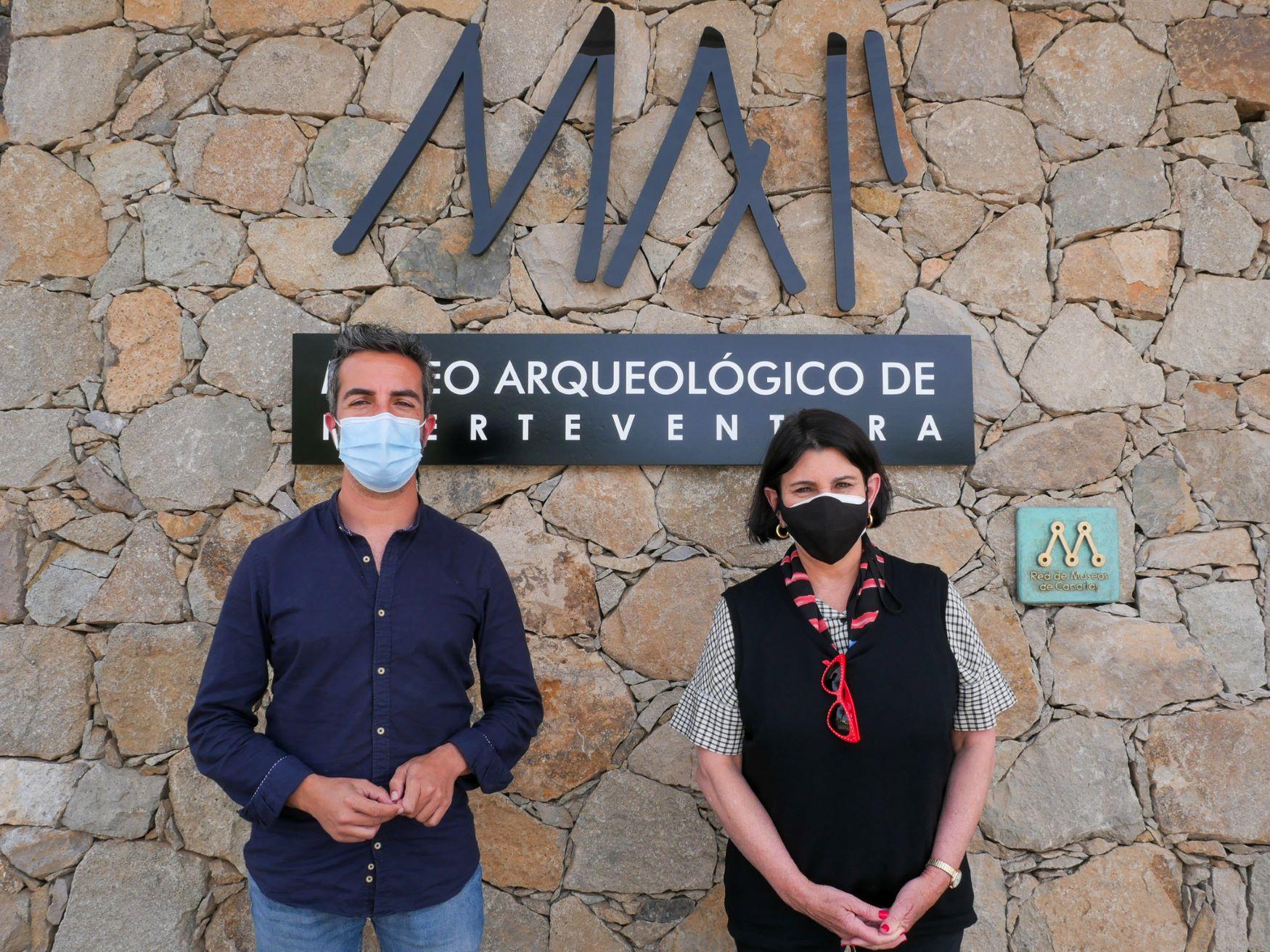 El Museo Arqueológico de Fuerteventura se incorpora a la Red canaria