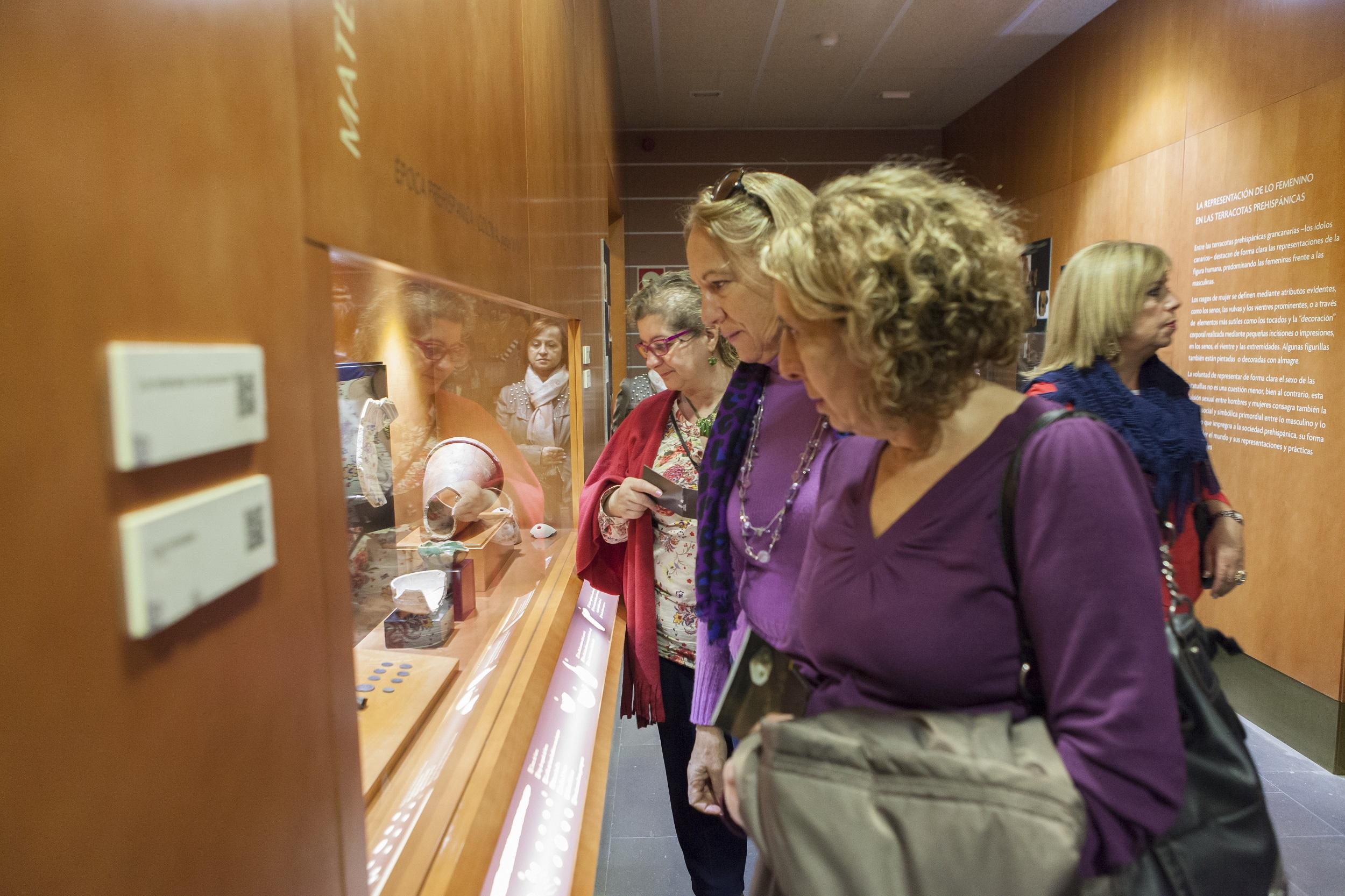 'Descubriendo (en femenino) Cueva Pintada', una visita temática del Museo y Parque Arqueológico para celebrar 'Marzo-Mujer'