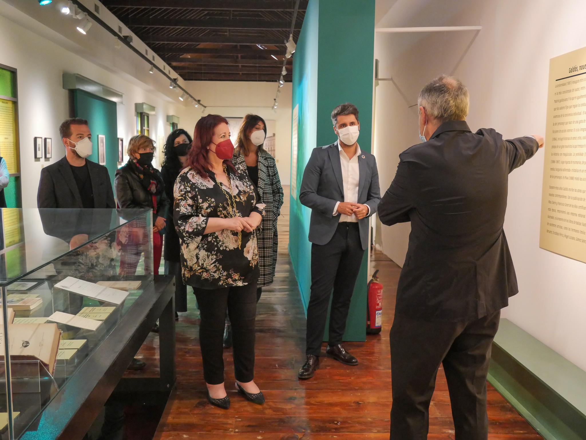 Llega a Tenerife la gran exposición 'Benito Pérez Galdós. La verdad humana'