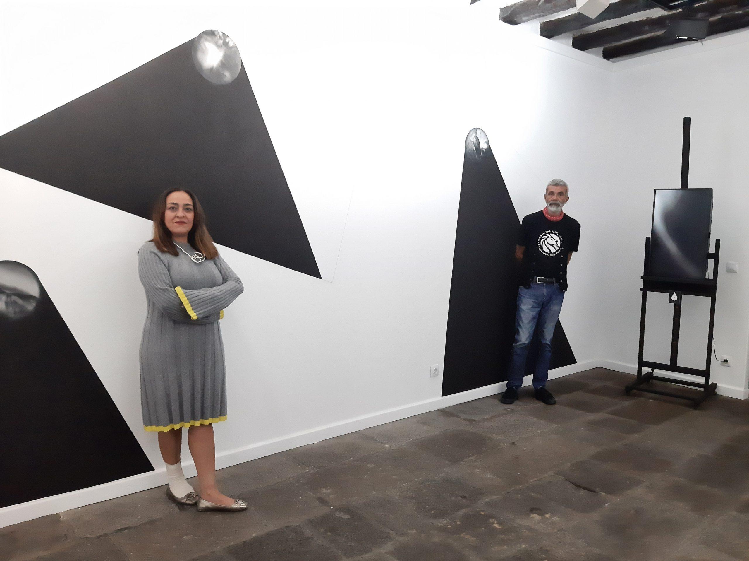 Saro Hernández y José Rosales trasladan la magia de Lanzarote a la Casa-Museo León y Castillo de Telde con la exposición 'Relámpagos'