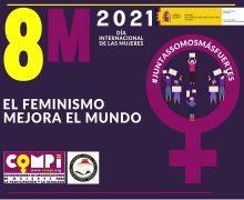 La asociación Mararía renuncia a salir a la calle el 8 de marzo por responsabilidad sociosanitaria
