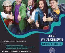 Yaiza ofrece clases de apoyo para 4º de la ESO y Bachillerato