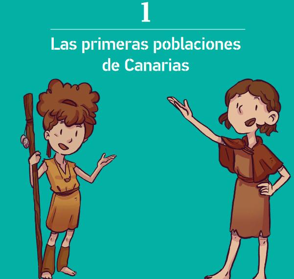 Educación pone a disposición de los centros un recurso digital para dar a conocer la historia de Canarias