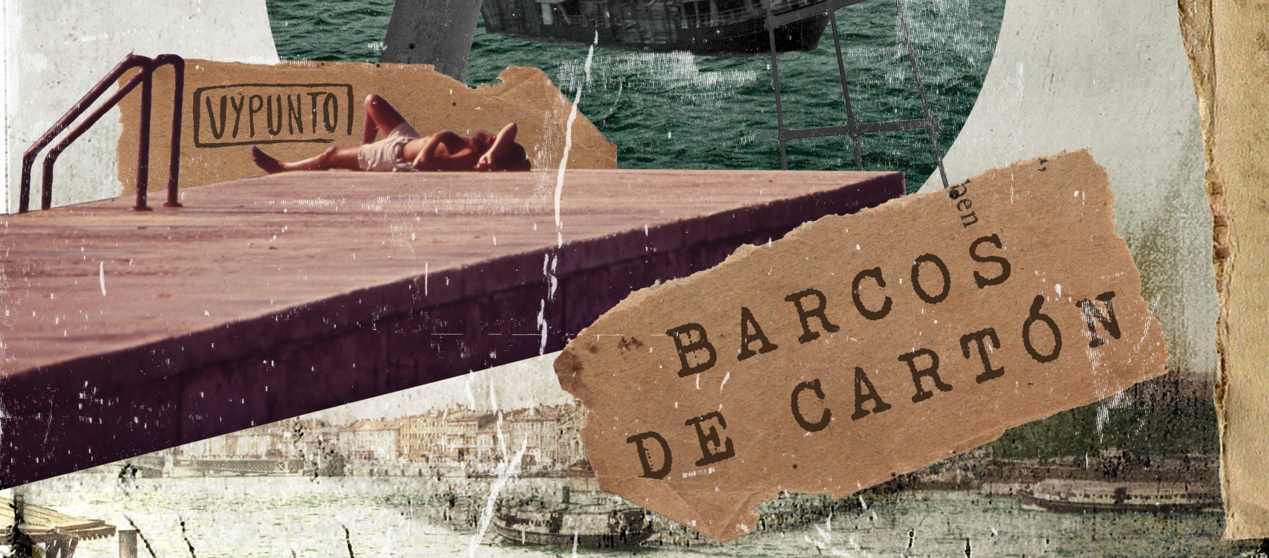 """Alberto Valenzuela """"Barcos de cartón"""""""