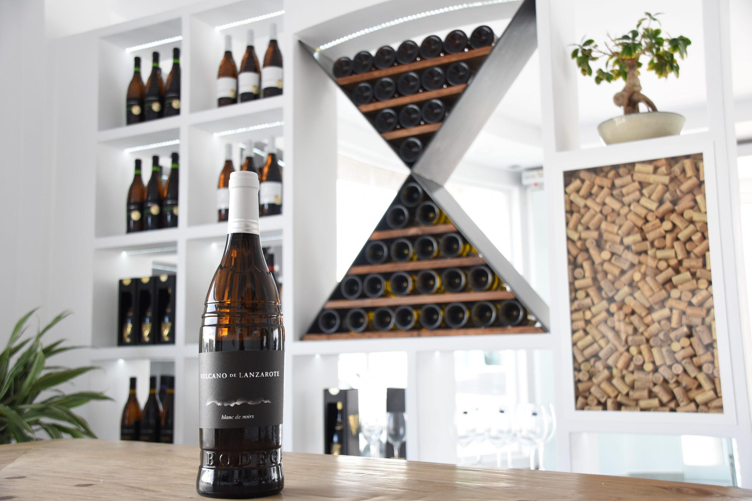 Bodega Vulcano de Lanzarote lanza su nuevo vino: Blanc de Noirs