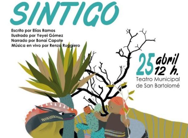 San Bartolomé abre la agenda cultural del mes de abril a lo grande