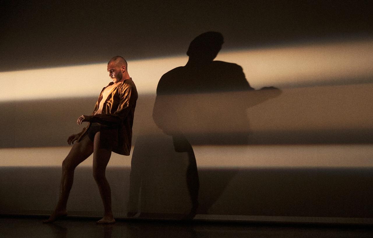 El vuelo más íntimo de Daniel Morales para celebrar el Día de la Danza en el Teatro Guiniguada
