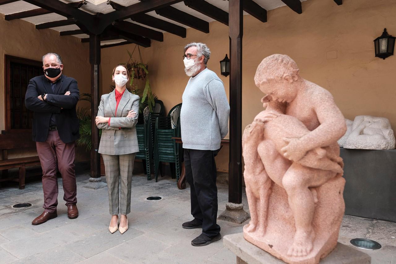 El ciclo de conciertos 'Patios encantados' sale por primera vez de la Casa-Museo León y Castillo de Telde y se traslada al Teatro Juan Ramón Jiménez
