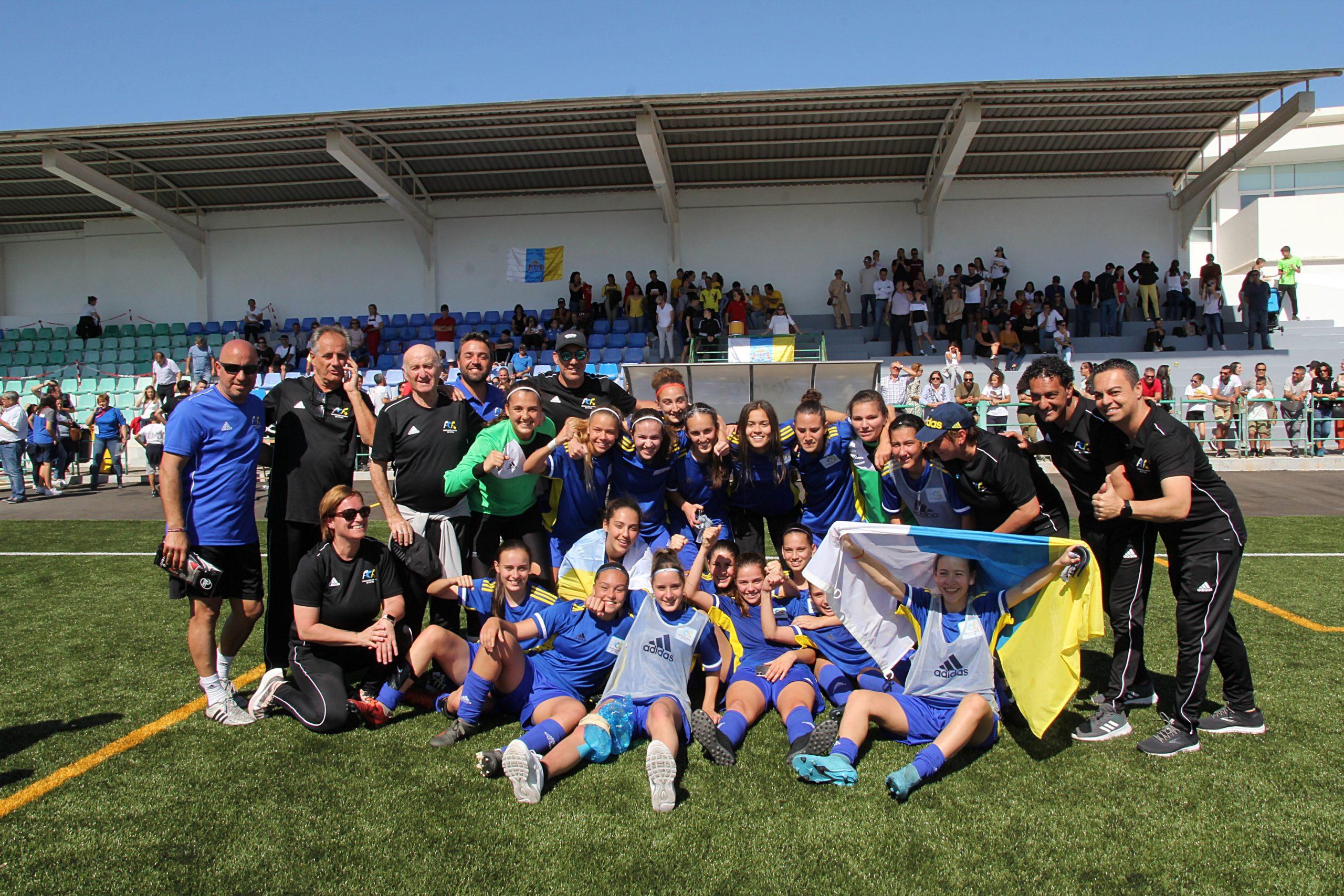 Los clubes deportivos de Tías recibieron 101.000 euros en subvenciones del Ayuntamiento