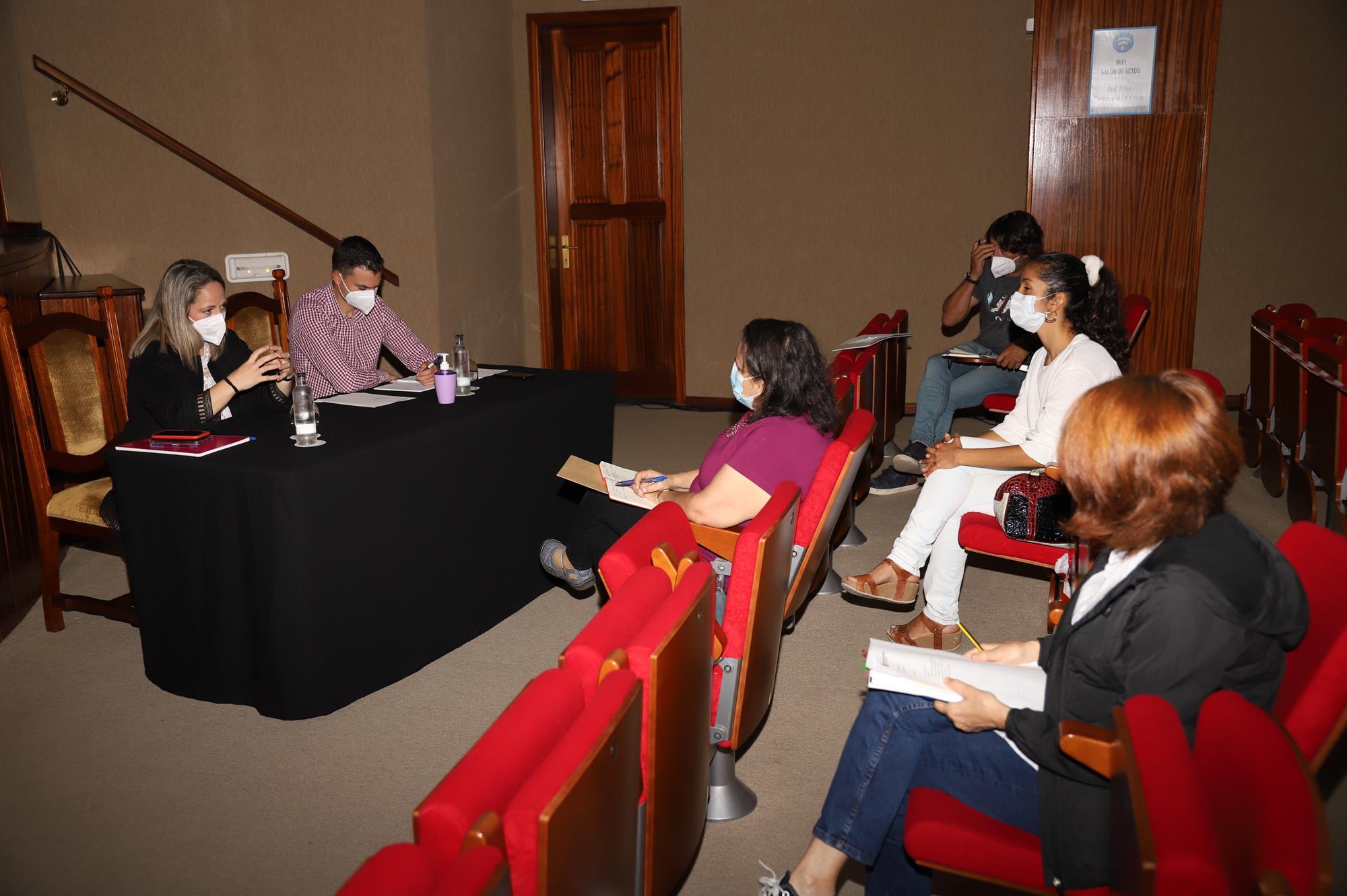 El Cabildo se reúne con el sector artesano para escuchar las demandas y establecer líneas de coordinación