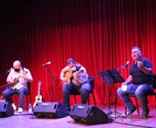 La fuerza de la música gratifica las ganas de cultura en Yaiza
