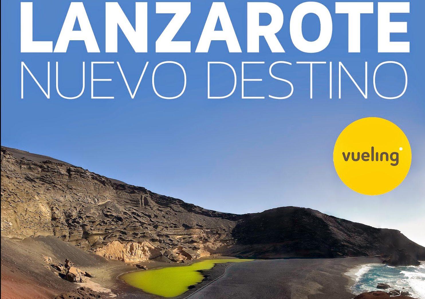 Turismo Lanzarote y Vueling anuncian la apertura de una nueva ruta con Mallorca  a partir del 19 de junio
