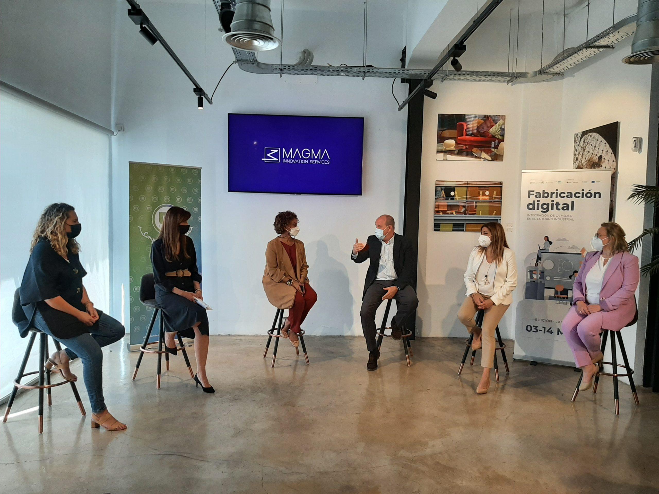 Lanzarote acogerá el primer curso sobre fabricación digital dirigido a mejorar las competencias digitales de la mujer y la reducción de la brecha de género en el entorno industrial
