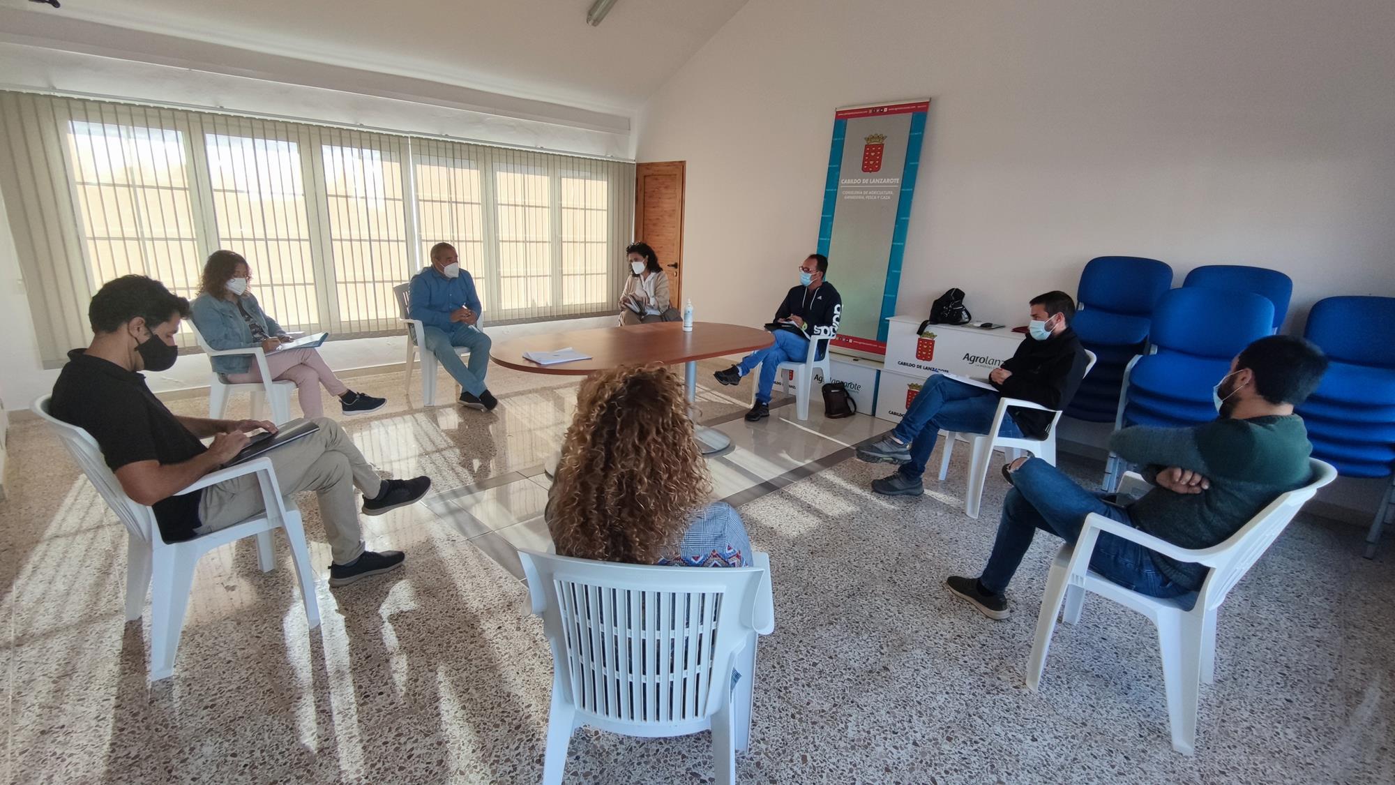 La Mesa Técnica Vitícola de Lanzarote prevé este año una vendimia de mayor calidad que la anterior