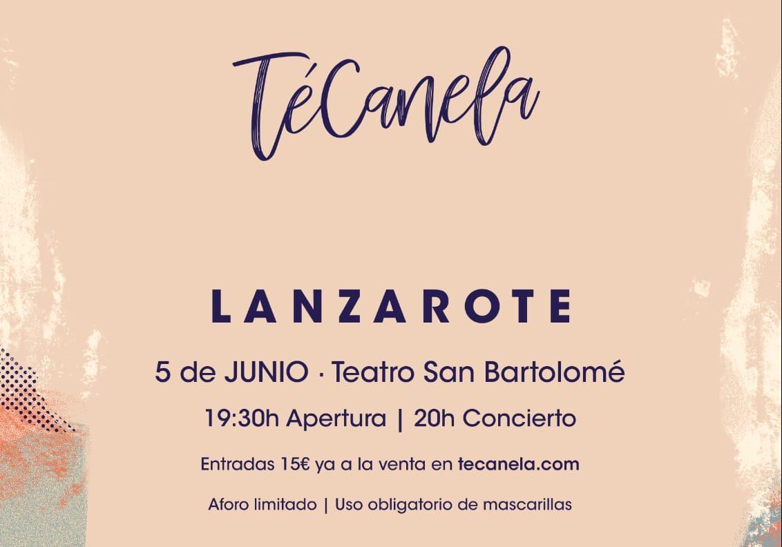 """Concierto """" TéCanela"""""""