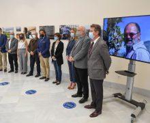 La mirada africana de Cristóbal García, en el Parlamento hasta el 1 de mayo