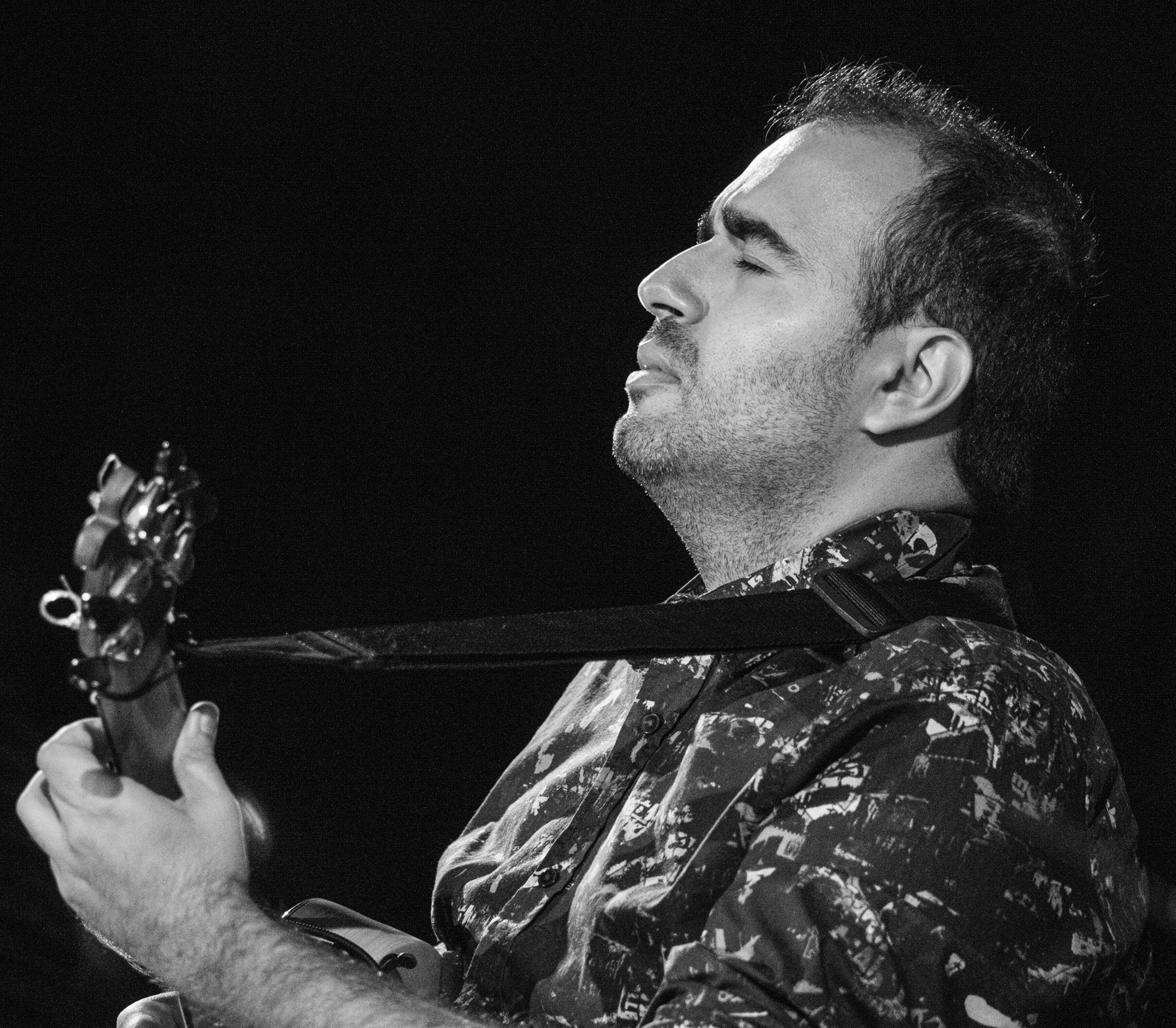 Yone Rodríguez y su nuevo disco, Semilla, en la Villa de Teguise