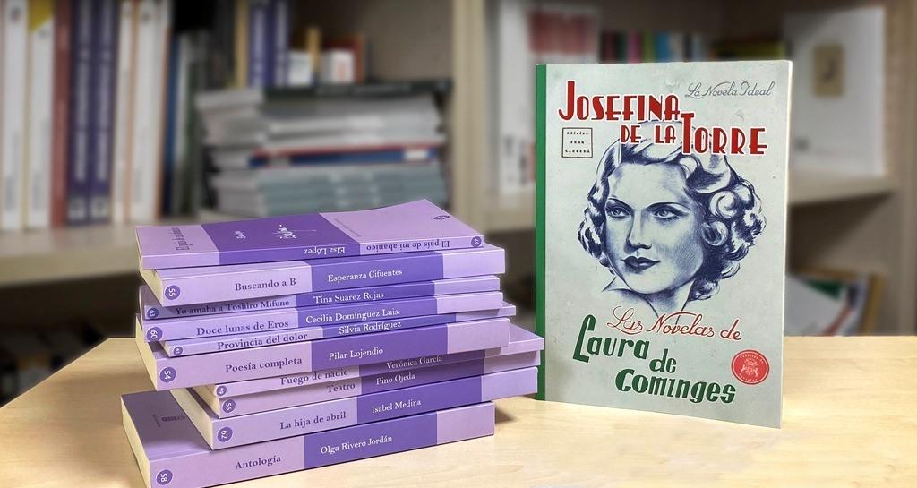 El monográfico dedicado a Natalia Sosa y diez obras de autoras canarias para celebrar el Día del Libro