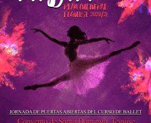 Teguise celebra el Día de la Danza con jornadas de puertas abiertas de ballet