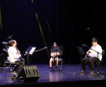El CIEM vuelve a celebrar su Semana de la Música reuniendo a 1.120 espectadores en cuatro días de conciertos