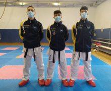La escuela de karate Suhari Tías participa por primera vez en el Open de Tenerife